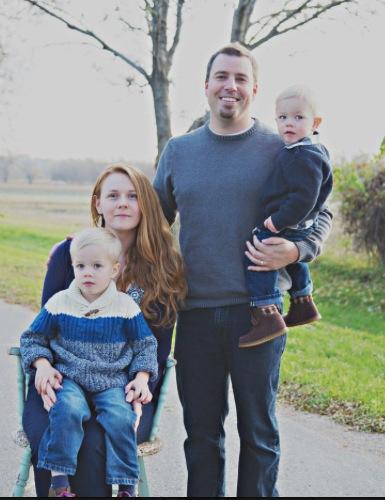 Brett slide show family